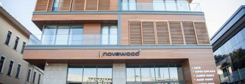 Thermowood Cephe Kaplaması